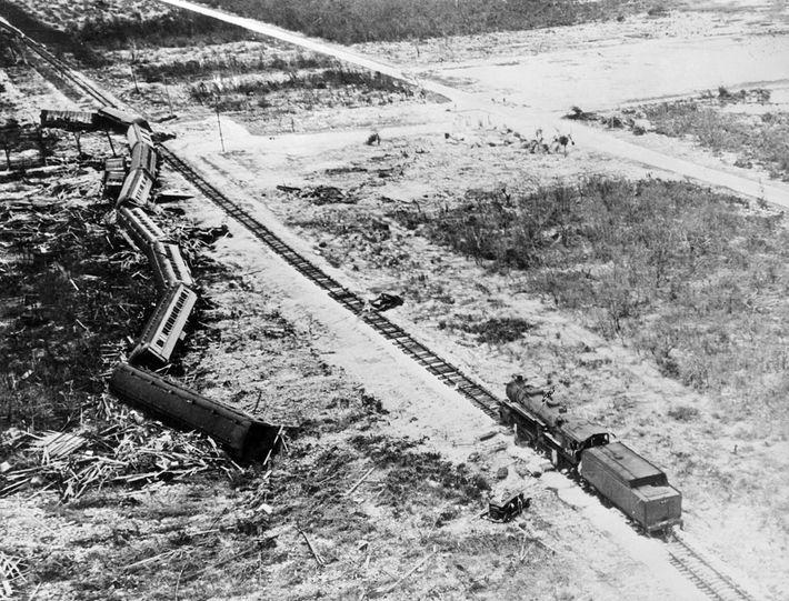 Huracán en Florida en 1935