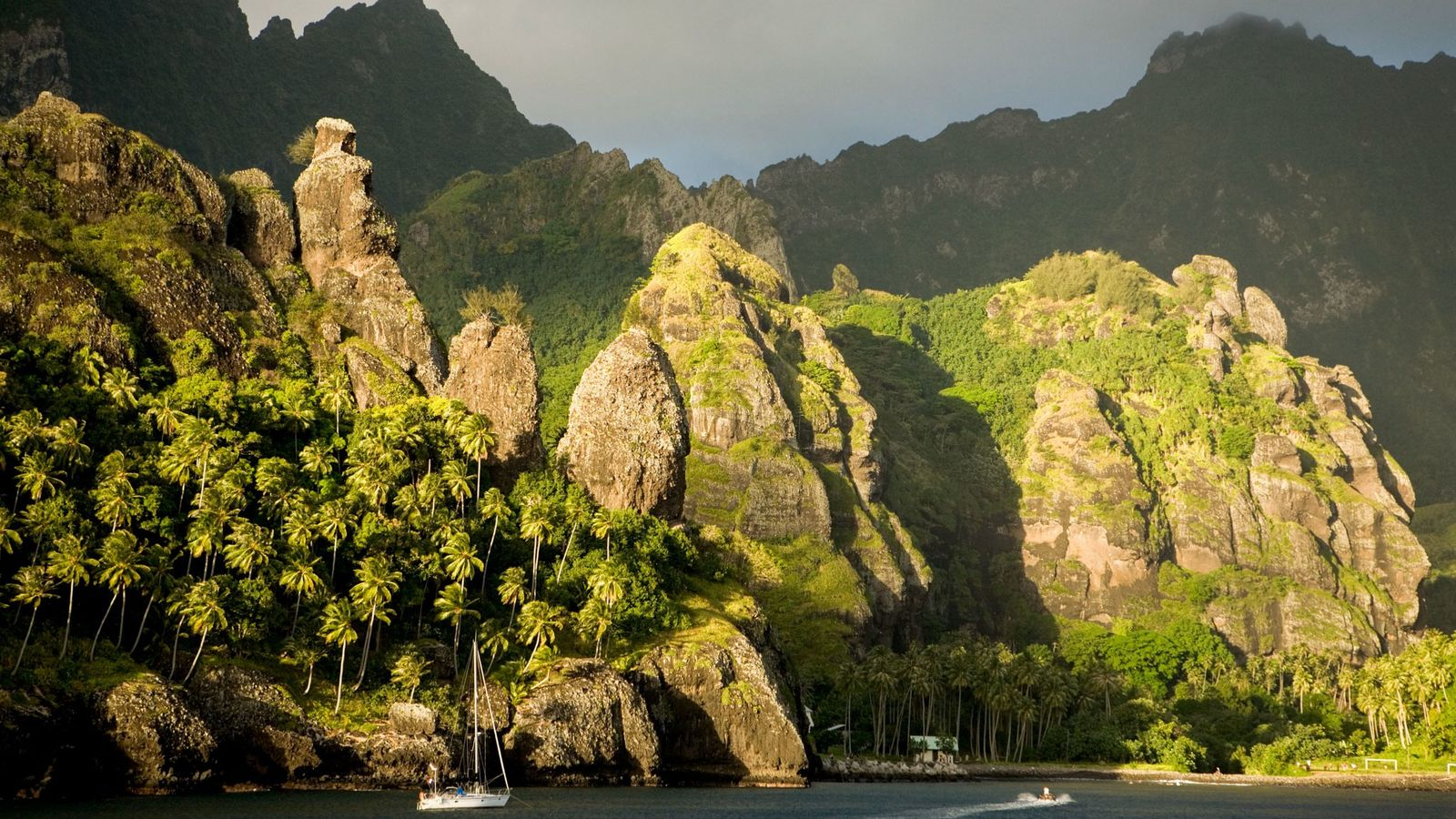 Un nuevo estudio de ADN apunta a la isla de Fatu Hiva, en las Marquesas, como ...
