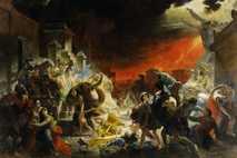 El último día de Pompeya