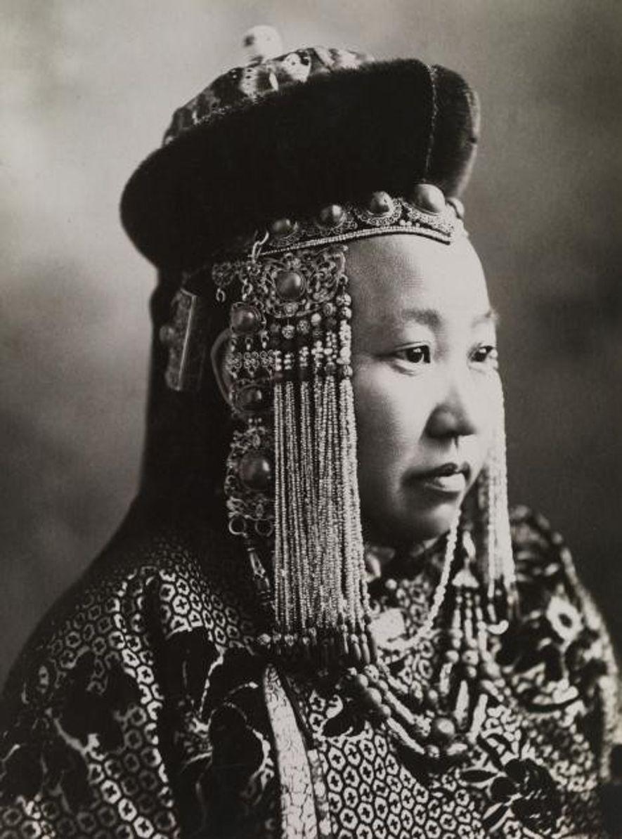 Princesa mongola