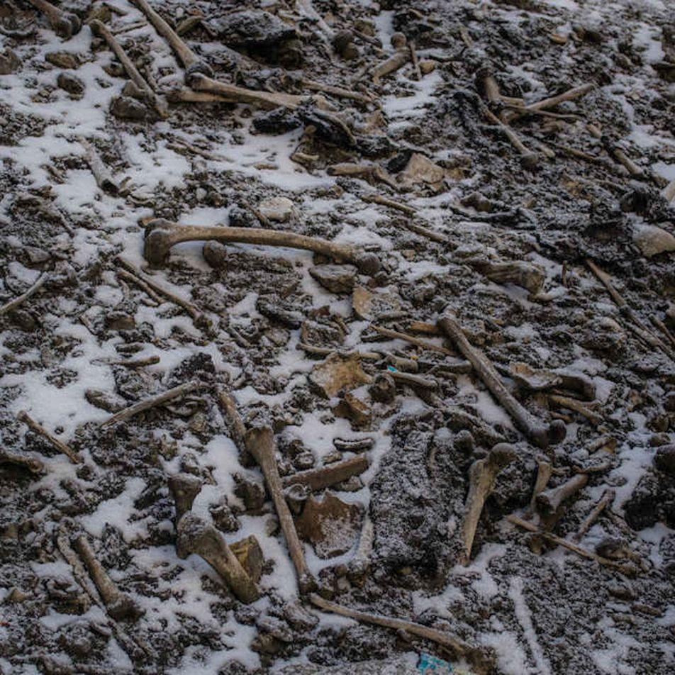 Los esqueletos del lago Roopkund