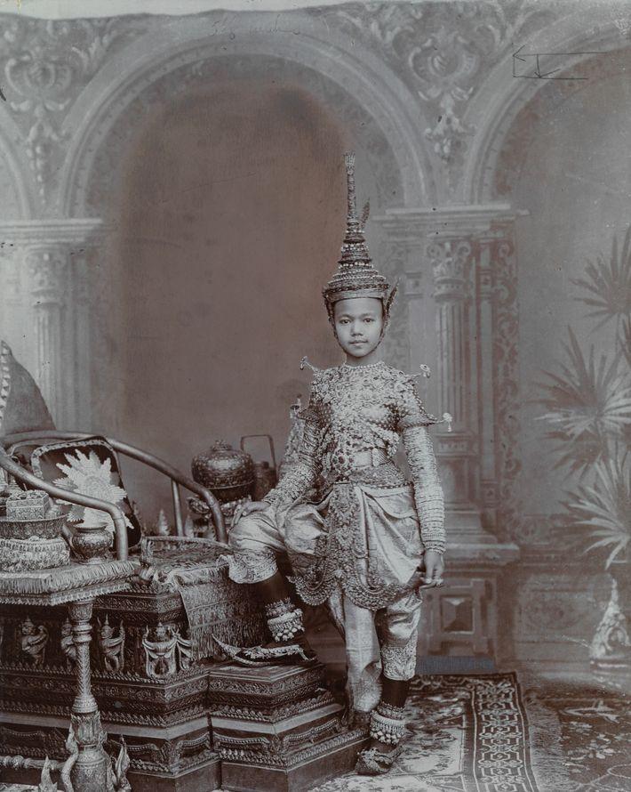 Un príncipe siamés
