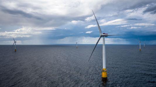 Construido en Escocia el primer parque eólico flotante del mundo