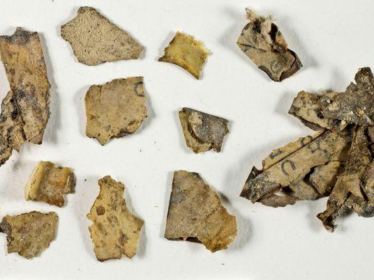 Hallan nuevos fragmentos de los manuscritos del mar Muerto durante una misión de «rescate»