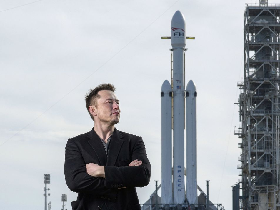 Los milmillonarios de la carrera espacial