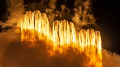 Así se convirtió SpaceX en el vehículo de la NASA hacia la órbita