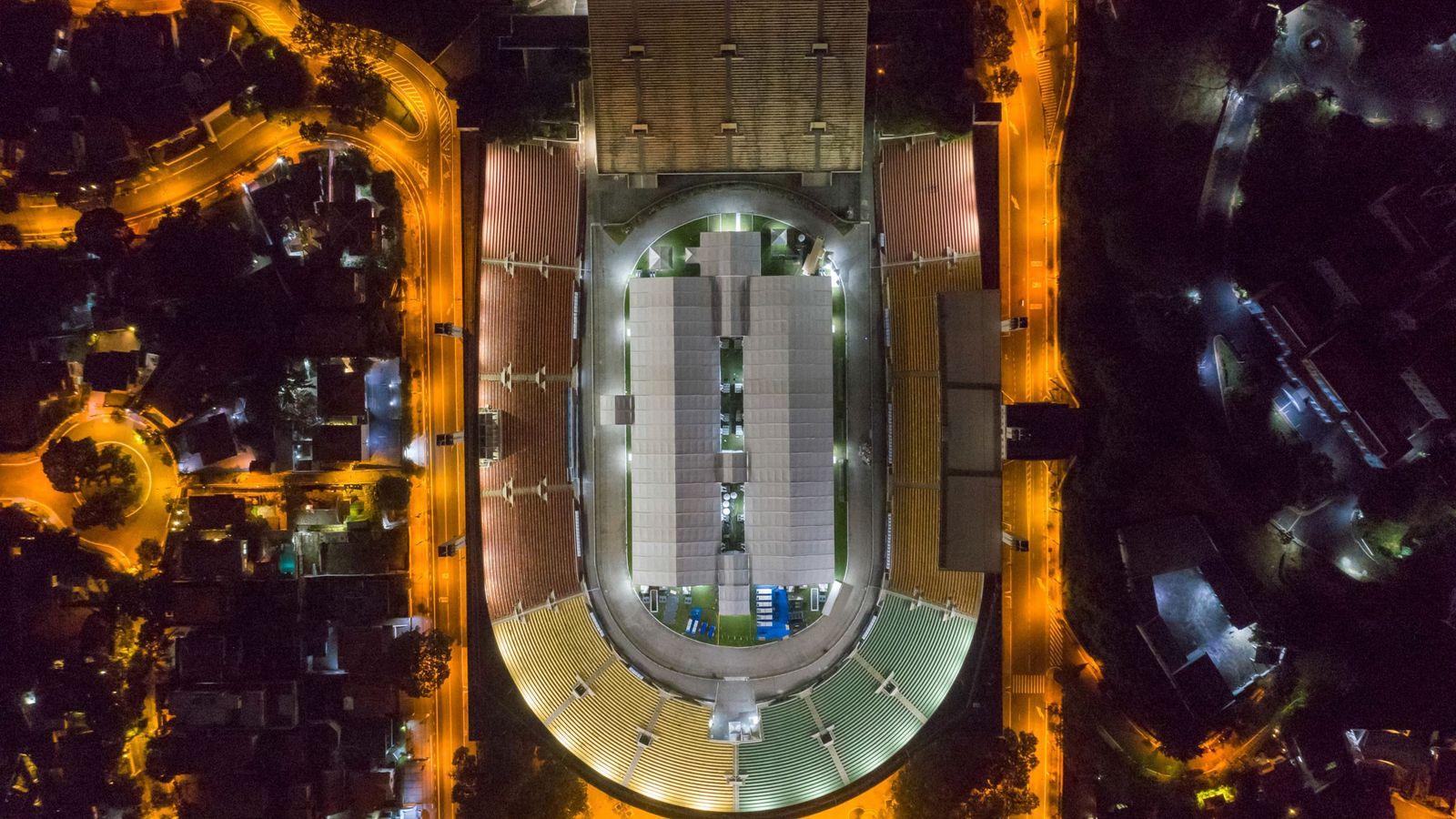 Estadio Pacaembú