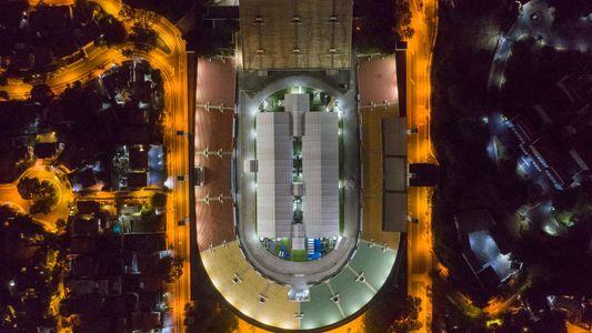 Así se han transformado los estadios ante la crisis de la COVID-19