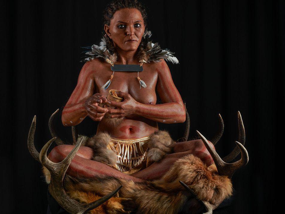 Exclusiva: hace 7000 años, esta mujer fue una de las últimas cazadoras-recolectoras de Suecia