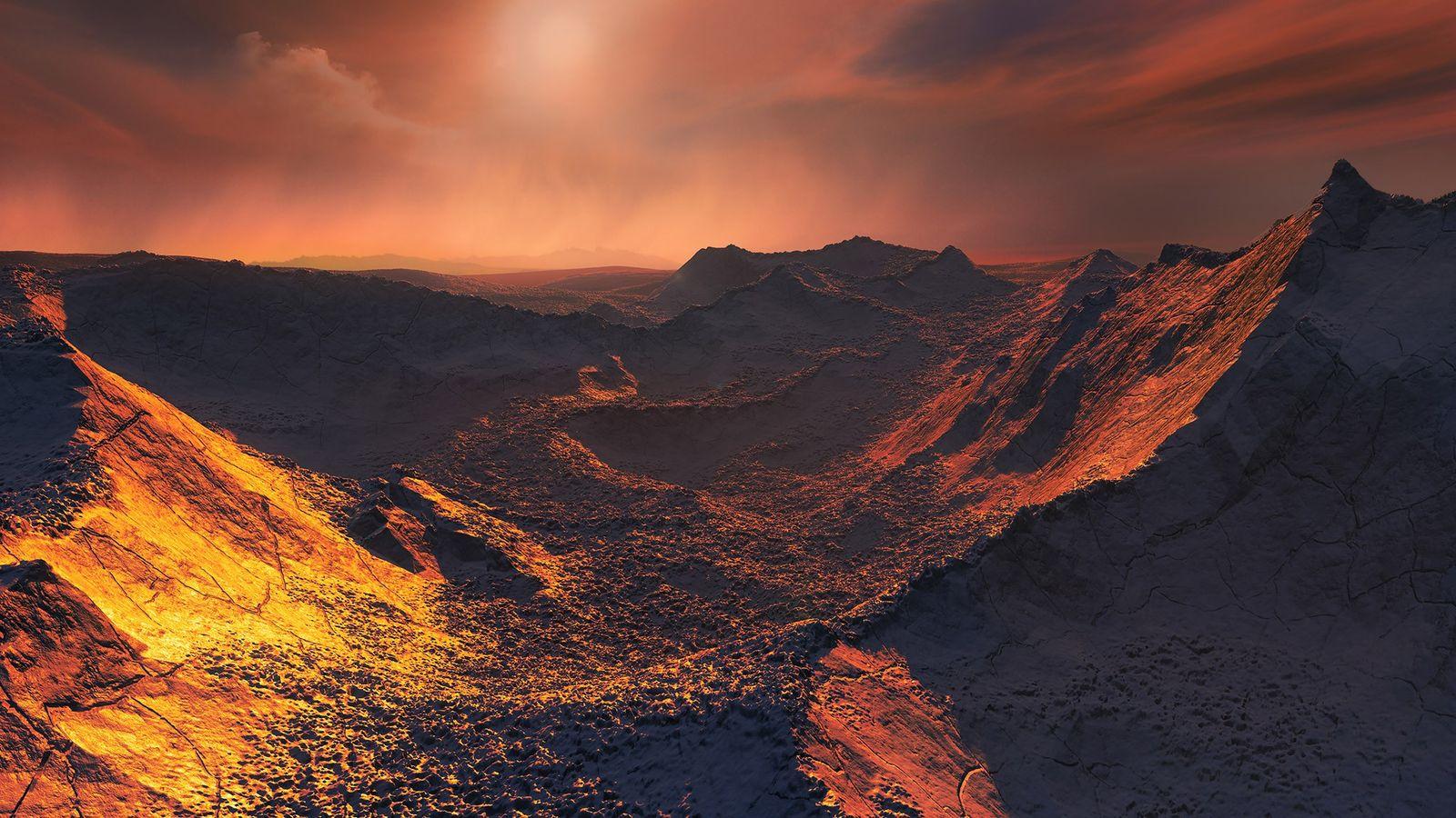 Planeta de Barnard