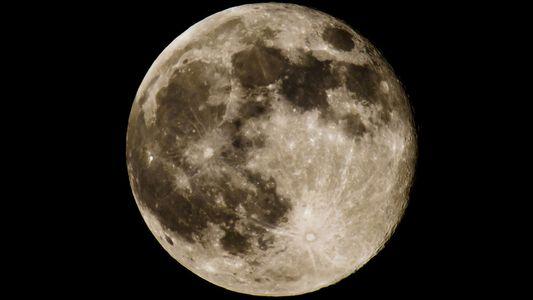 La superluna de noviembre de 2016