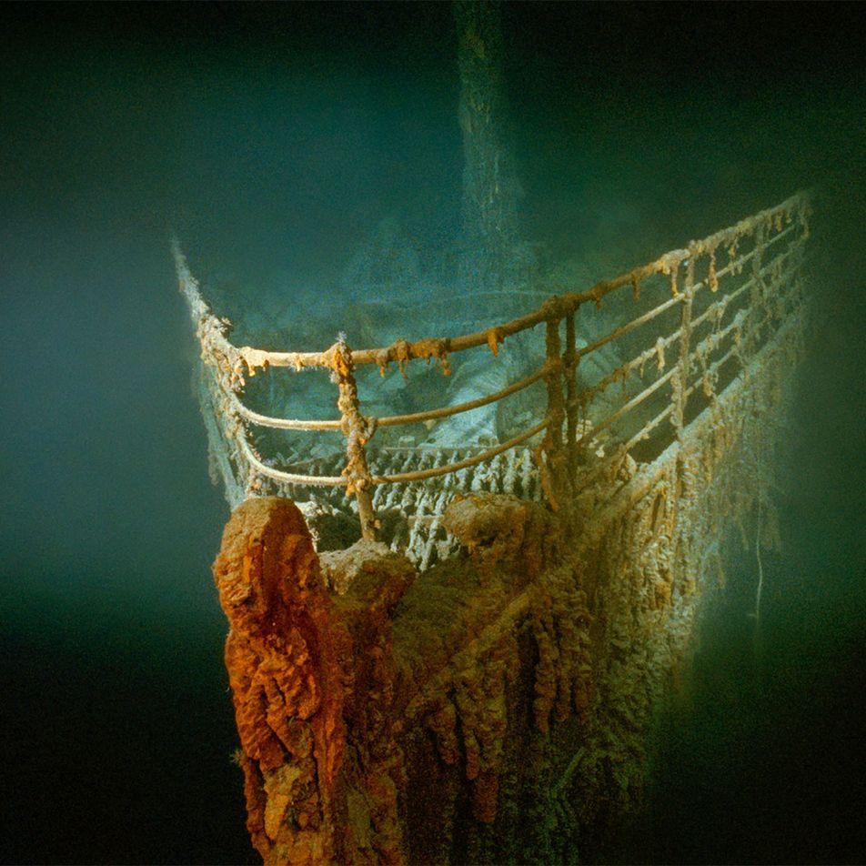 Autorizan cortar el Titanic por primera vez para recuperar uno de sus tesoros perdidos