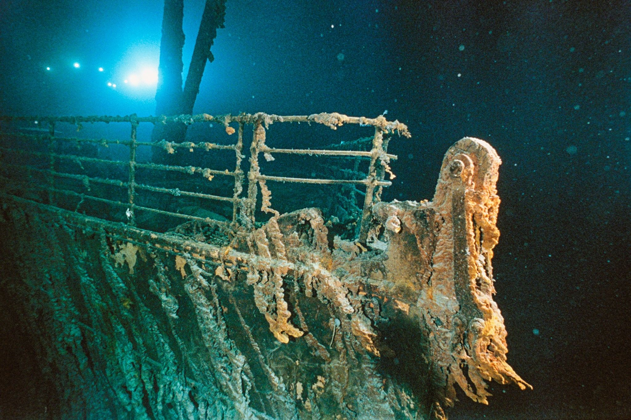 El hundimiento y descubrimiento del Titanic | National Geographic