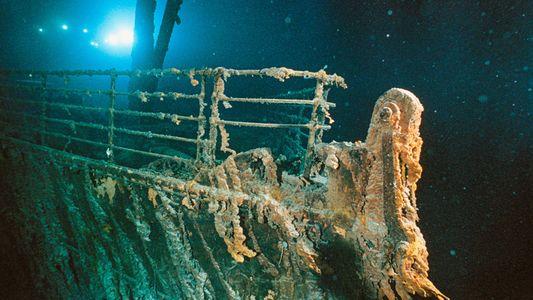 El hundimiento y descubrimiento del Titanic