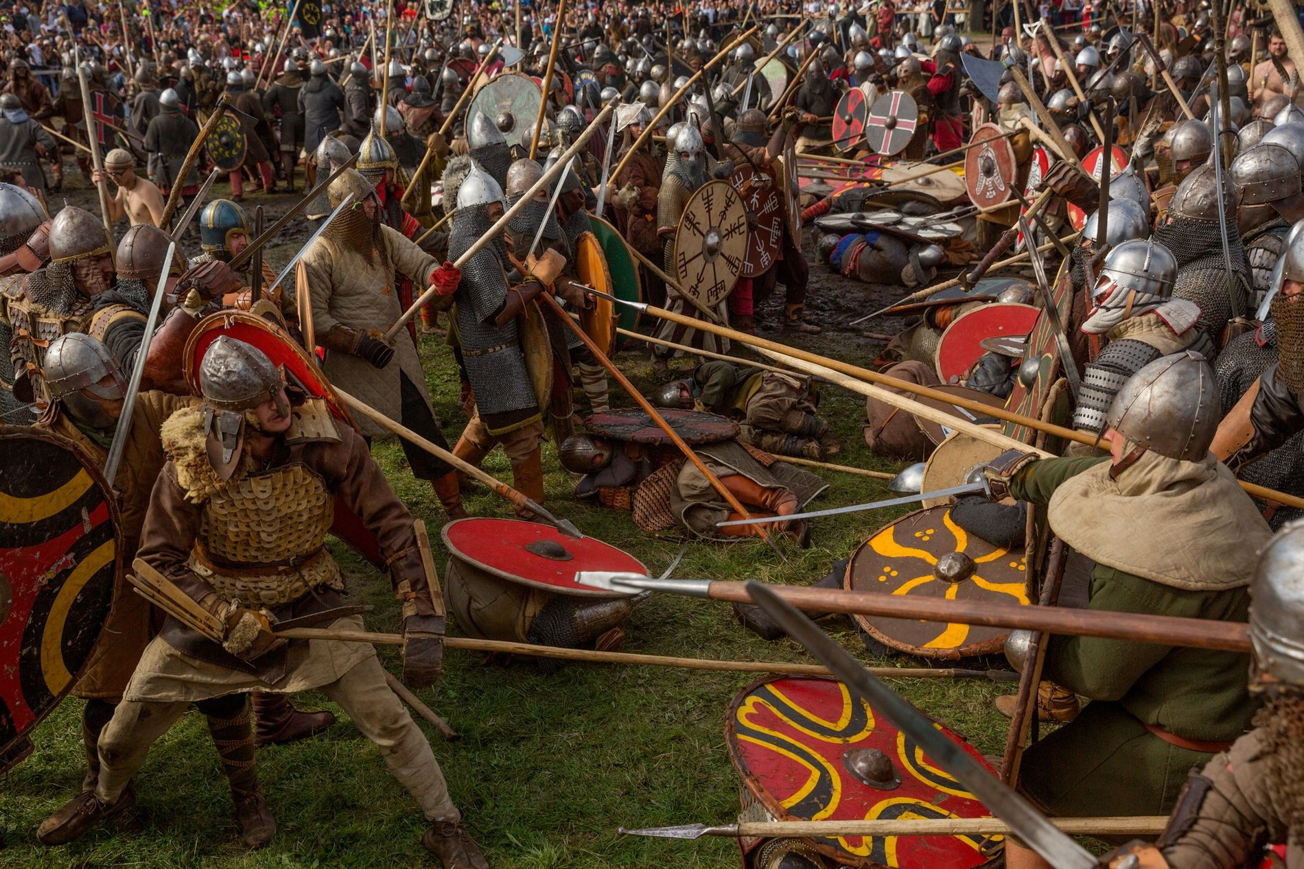 Batalla vikinga