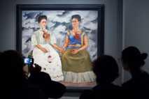 «Las dos Fridas» de Frida Khalo