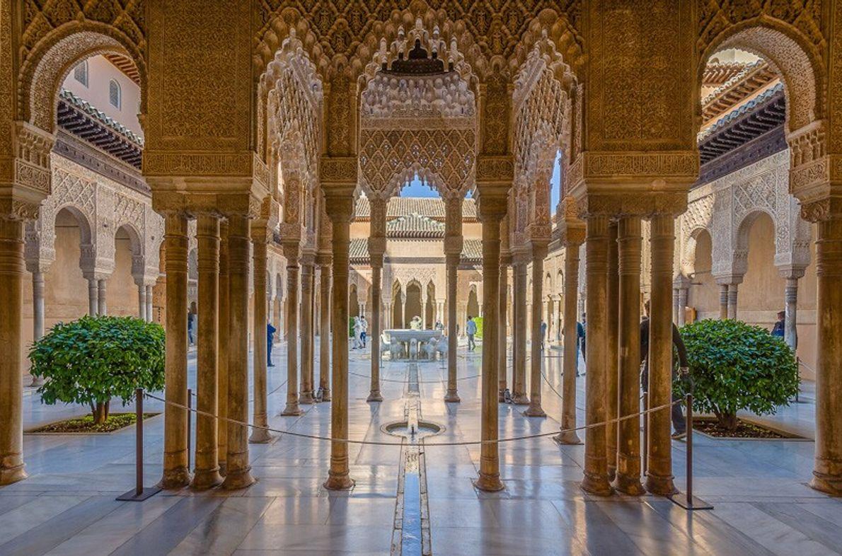 Lugares Patrimonio Humanidad España 01 Alhambra