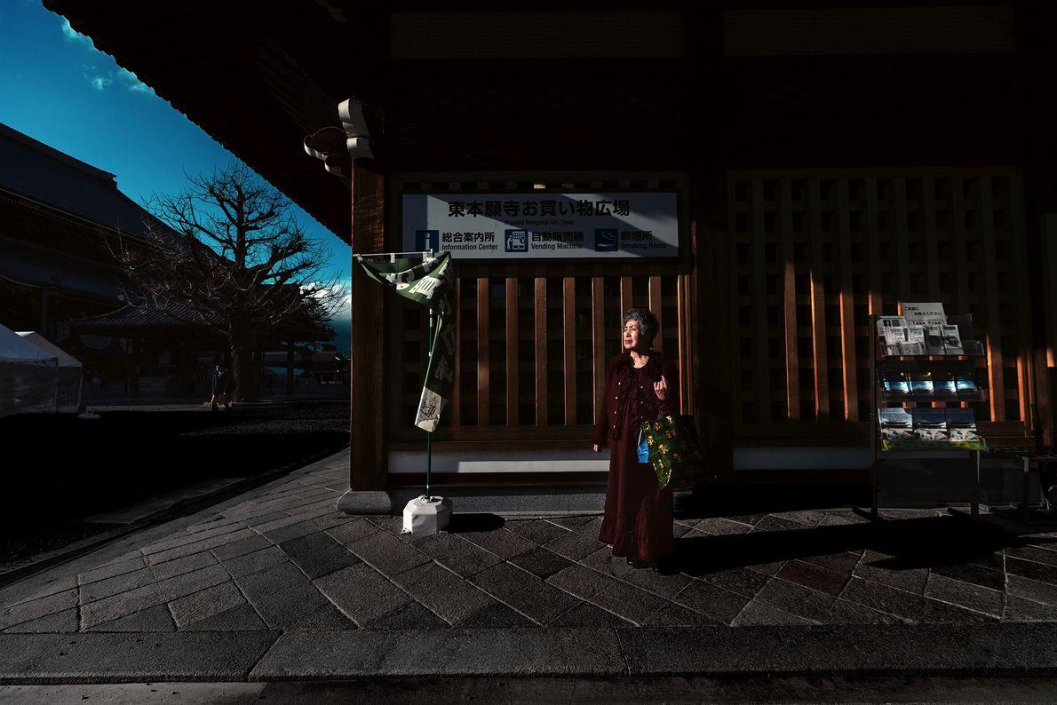 Templo Higashi Hongan-ji