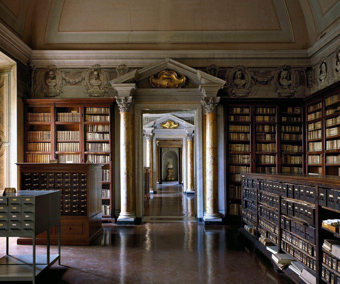 Accademia Nazionale dei Lincei e Corsiniana, Roma, Italia