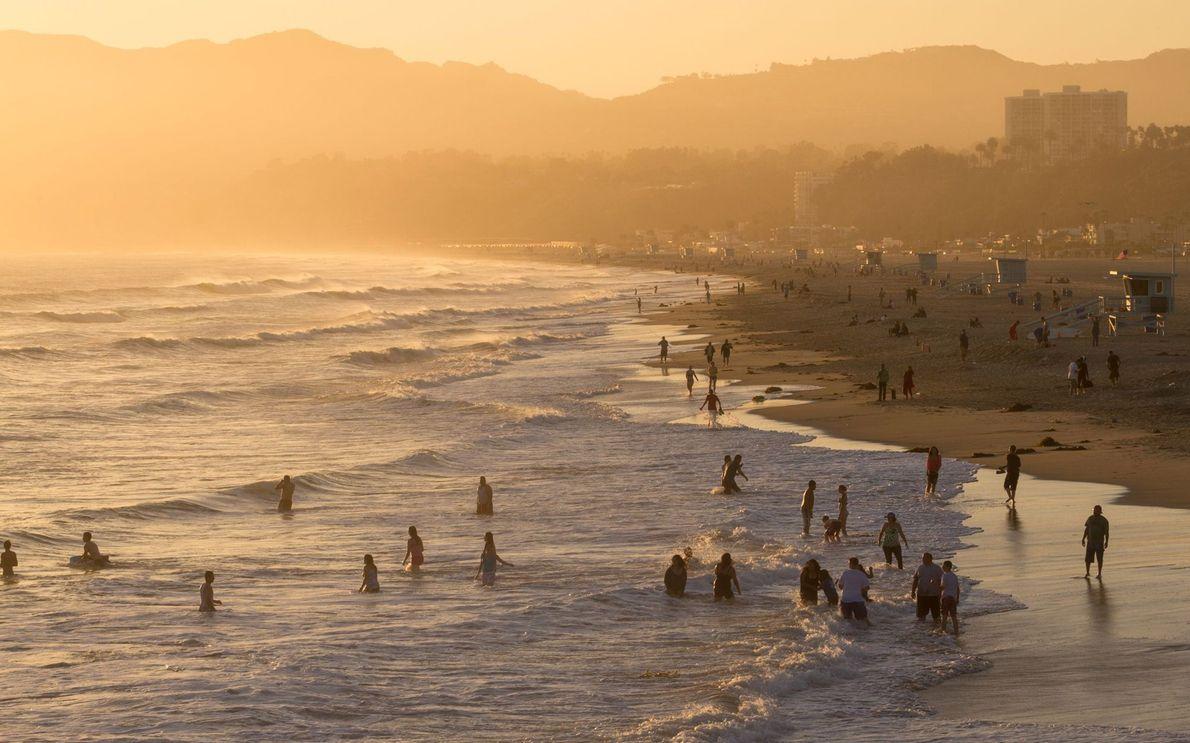 Santa Mónica, California