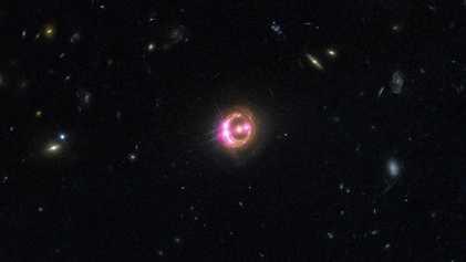 La utilidad de las lentes gravitacionales para calcular la expansión del universo