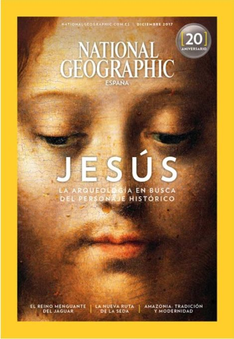 Revista National Geographic España. Número del mes de diciembre 2017.