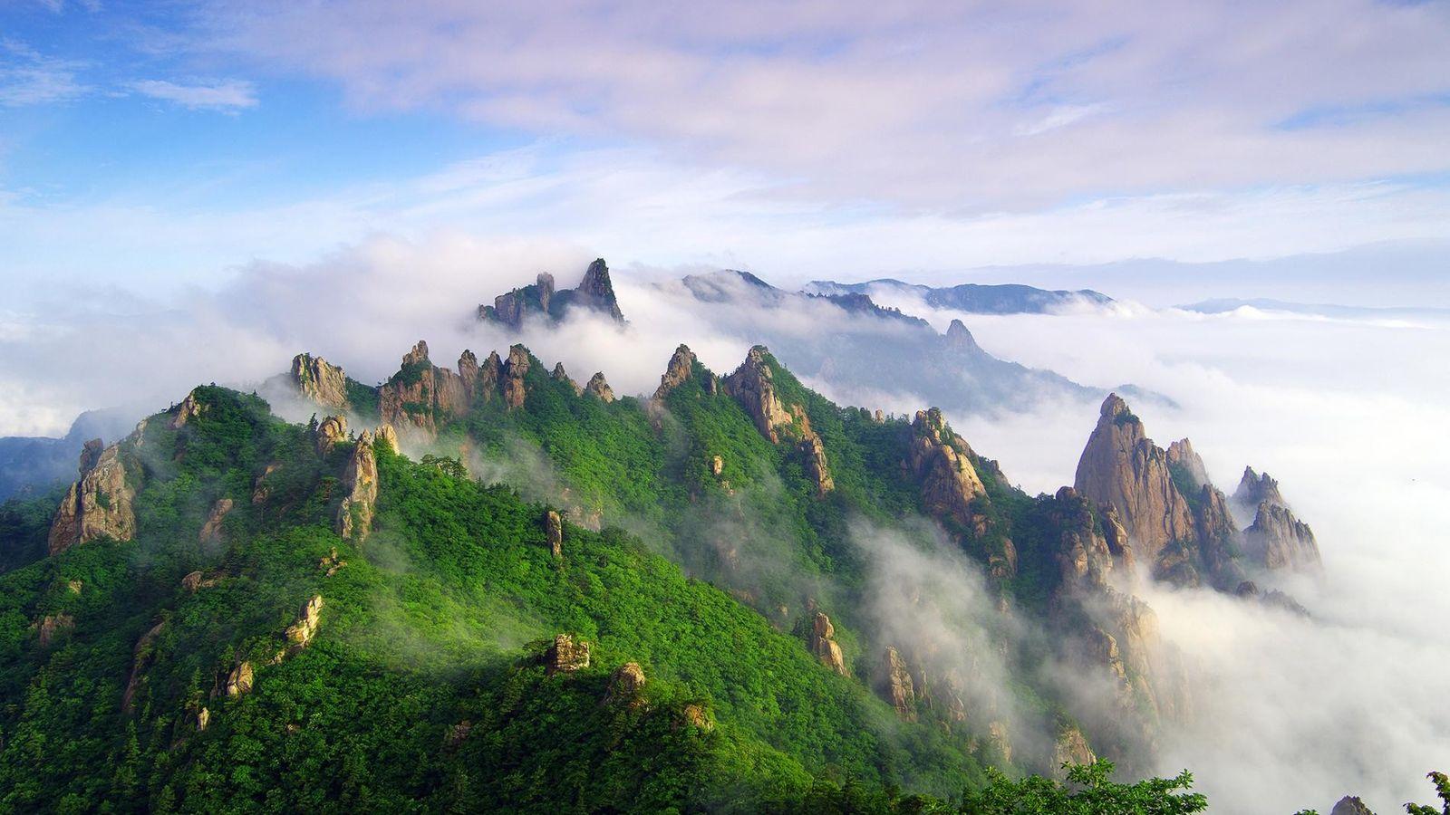 Parque nacional de Seoraksan