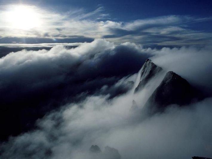 Monte Kinabalu, Malasia