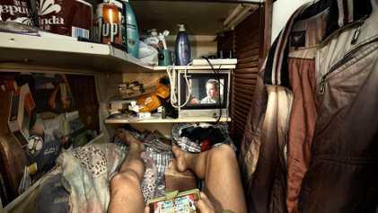 Las «casas ataúd», una solución injusta a los problemas de vivienda en Hong Kong