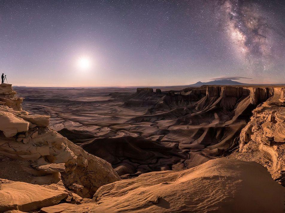 "Ganadores del concurso ""Astronomy Photographer of the Year"""