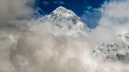 ¿Cómo se mide la altura del Everest?