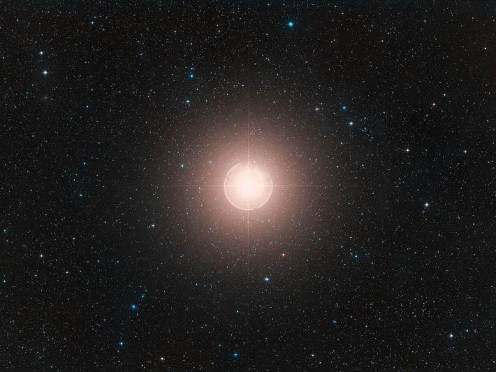 Imagende Betelgeuse