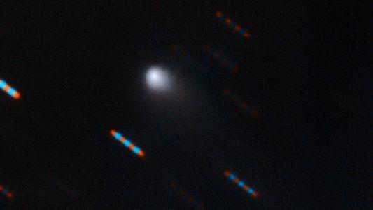 Empiezan a llegar datos preliminares del cometa interestelar Borisov