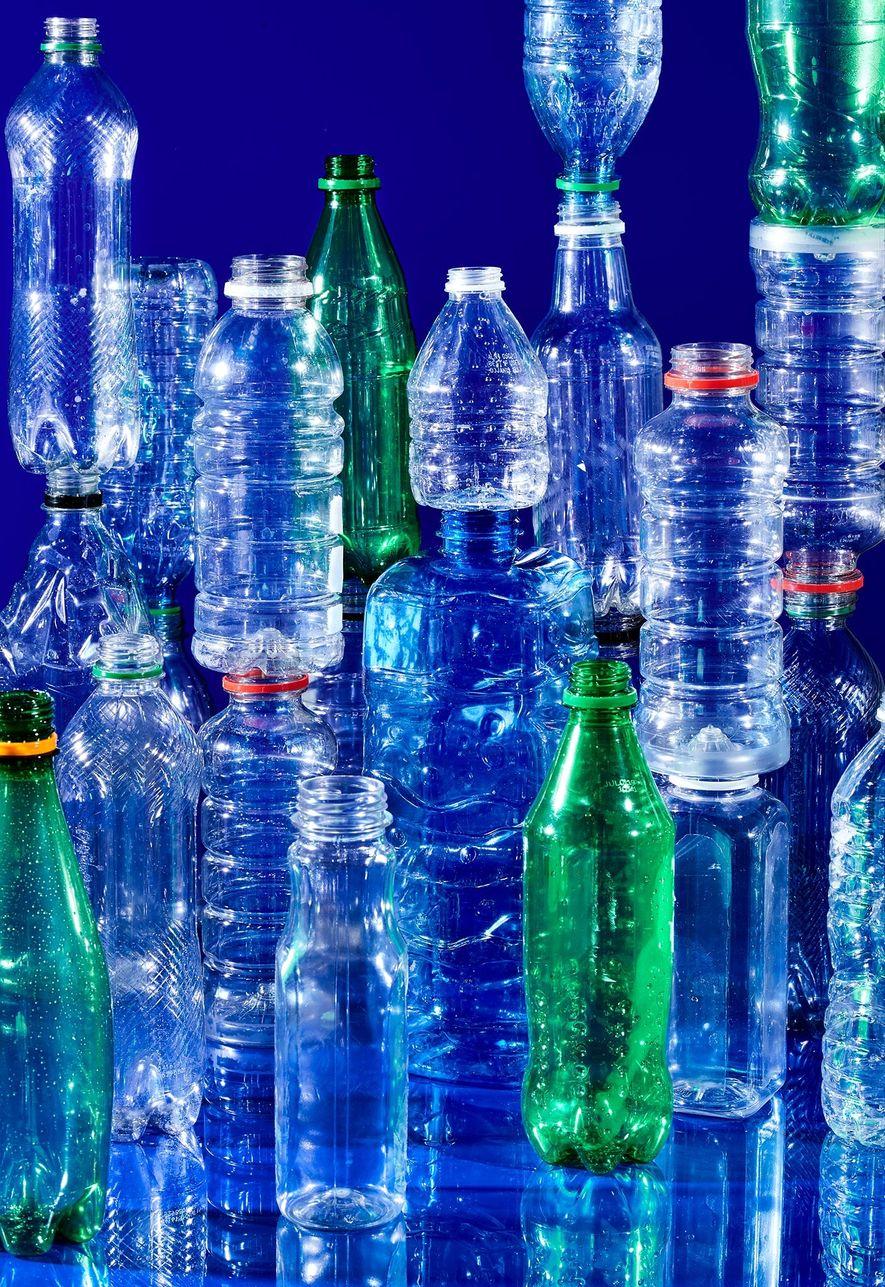 En 2017, se compraban un millón de bebidas en botellas de plástico cada minuto. El viaje ...