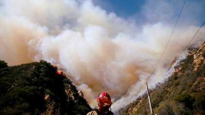 Los incendios de California