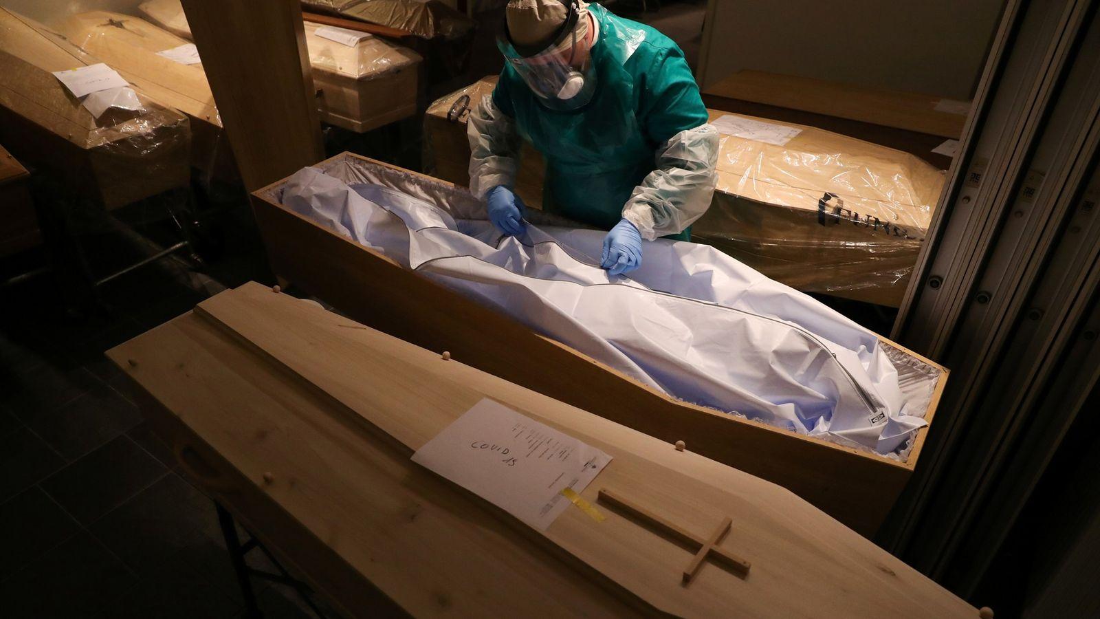 Morgue de Bruselas