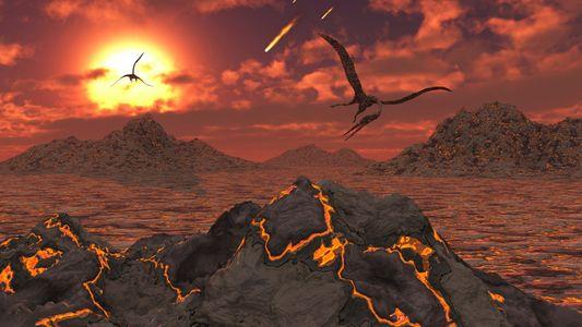 El asteroide que acabó con los dinosaurios preparó la Tierra para la vida moderna