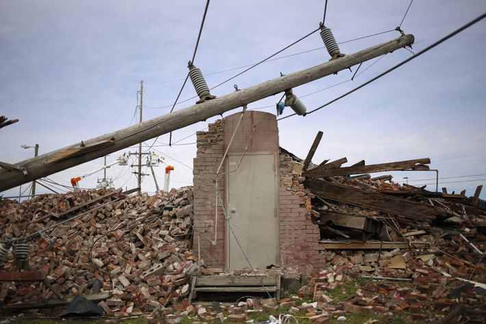 Tornados en Tennessee