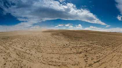 El cambio climático ha contribuido a las sequías desde el año 1900 y podría empeorar