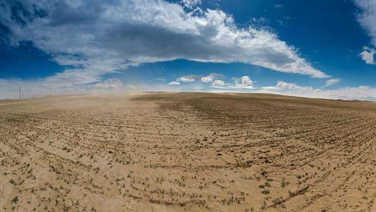 Un 75% de la península ibérica se encuentra en riesgo de desertificación