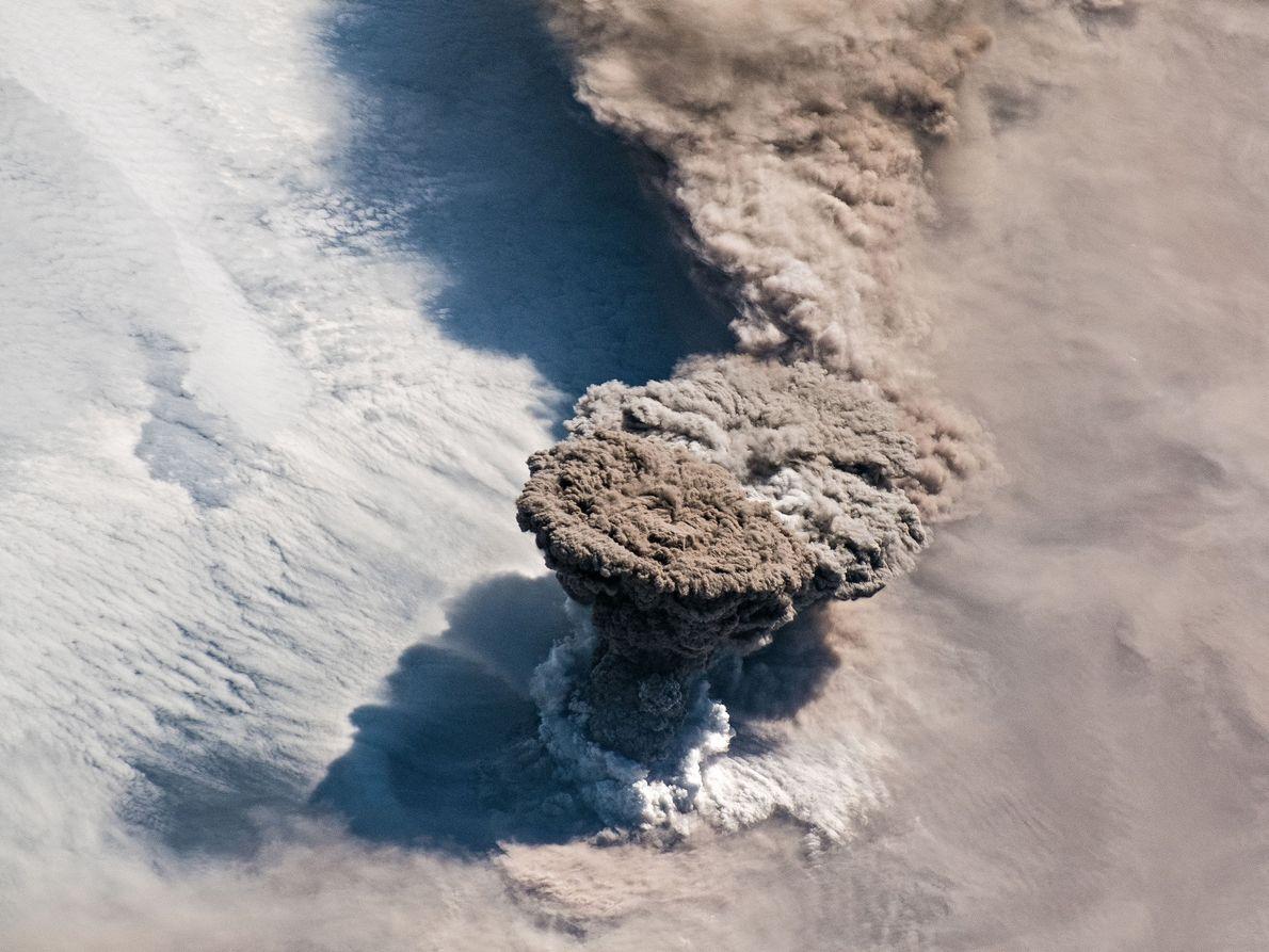 Volcán Raikokoe