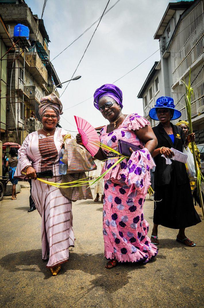 Lagos, Nigeria, 2010
