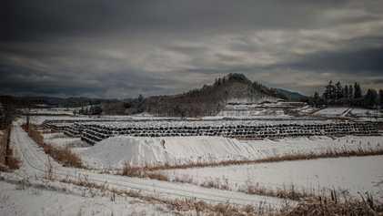Inquietantes fotografías de los pueblos fantasmas de Fukushima