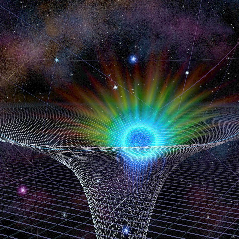 Un agujero negro supermasivo vuelve a dar la razón a Einstein