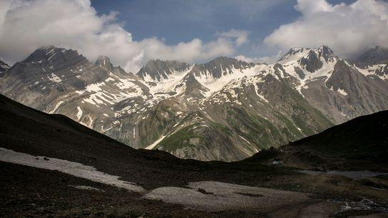 Glaciar del Himalaya