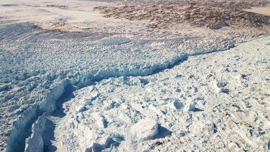 Glaciar Jakobshavn