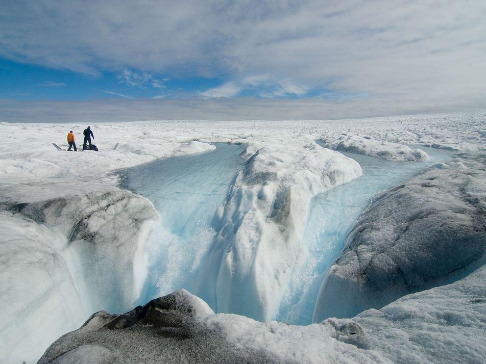 ¿Qué significa para el planeta la pérdida de hielo «sin precedentes» en Groenlandia?