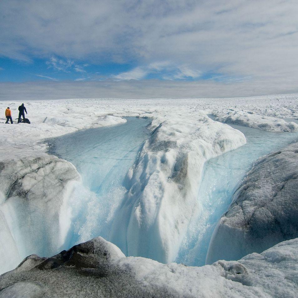 El deshielo en Groenlandia rebasa el punto de no retorno