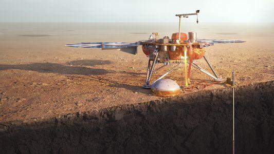 La sonda InSight ha aterrizado sana y salva en Marte. Y ahora ¿qué?