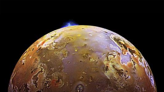 Este es el mejor análisis de Ío, el cuerpo celeste con más actividad volcánica del sistema ...